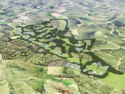 Independence Masterplan – University of Edinburgh – Director