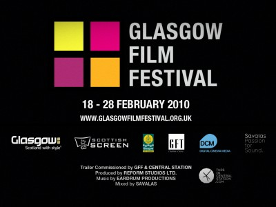 Glasgow Film Festival Trailer